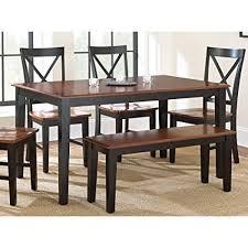 30 x 60 dining table incredible amazon steve silver pany kingston oak black inside 8 t