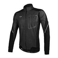 ARSUXEO Winter Thermal Fleece Cycling Jacket ... - Amazon.com