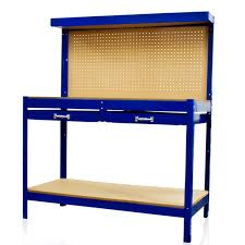 metal workbench with drawers. amazon.com: best choice products steel work bench tool storage box with drawers \u0026 peg board: home kitchen metal workbench r