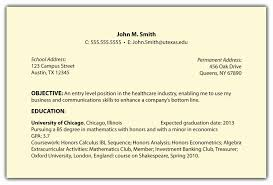 Job Application Objective Examples Agreeable Sample Of General Objectives For A Resume Also Career With