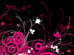 Wallpaper Cute Black And Pink - HD ...
