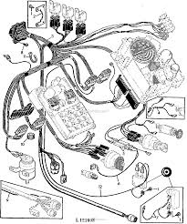 john deere parts diagrams, john deere 2550 tractor pc4187 wiring John Deere 3020 Electrical Diagram john deere parts diagrams john deere wiring harness dash