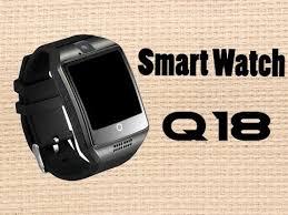 <b>Умные часы Q18</b> / Smart Watch <b>Q18</b> - YouTube