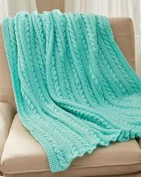 Free Afghan Knitting Patterns Circular Needles Adorable Easy Afghan Knitting Patterns In The Loop Knitting