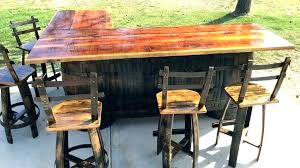 whiskey barrel table and chairs wine barrel furniture for whisky barrel furniture whiskey barrel chair