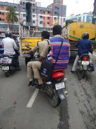 Bluecolt Lighting Violating Helmet Rule Times Of India