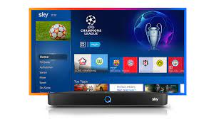 Sky Sport Rechte | DAZN über Sky & UEFA CL Updates 2021