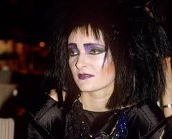 siouxie sioux the 80s goth look