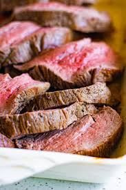 The tenderloin gets a nice crusty brown exterior, which adds delicious flavor and texture to an otherwise. Roast Beef Tenderloin Recipe With Red Wine Sauce The Forked Spoon