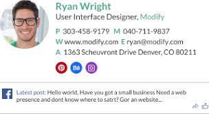 Create A Professional Gmail Signature Wisestamp Gmail