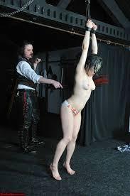Asian women bondage spanking caning