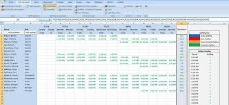 excel for scheduling scheduling spreadsheet army markone co