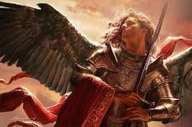 Image result for BATTLES BETWEEN gOD'S ANGELS AND sATAN'S ARMY