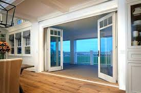 replace sliding glass door with french door cost patio glass door cost to replace sliding door