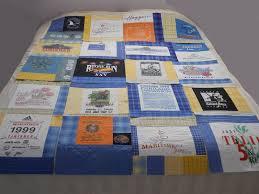 Quilt Class in Palmer, Alaska | Quilt As You Go & Marilyn's Tee Shirt Quilt - marathon Race Tees!! Adamdwight.com