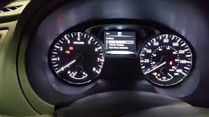 2005 Nissan Altima Service Engine Soon Light Reset Maintenance Service Light Reset On 2016 2018 Nissan Altima