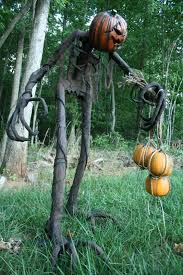 Outdoor Halloween Props Love Him He Would Look So Cool Coming Out Of The Woods In Our