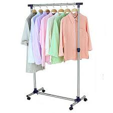 Stand Alone Coat Rack Fascinating Stand Alone Clothes Hangers Jonathan Steele