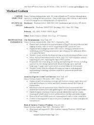 Exchange Administrator Resumes Sample Windows System Administrator Cover Letter System