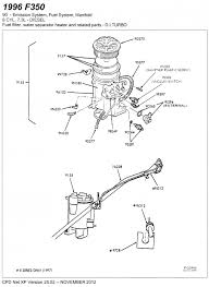 powerstroke wiring diagram discover your wiring diagram plastic fuel filter