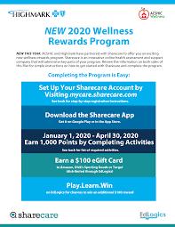 highmark wellness rewards login