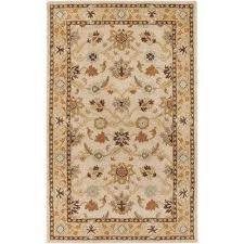 john beige 5 ft x 8 ft area rug