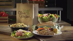 Olive Garden Kitchen Olive Garden Free Take Home Meal Boston Living On The Cheap