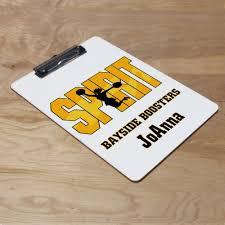 cheer coach clip board