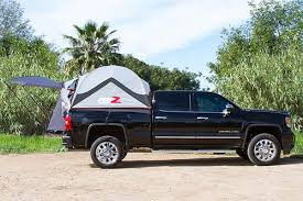 ProZ Deluxe Truck Tent - Includes 4 x 4' Awning - FREE SHIPPING!
