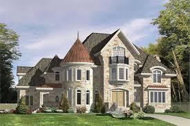 158 1233 4 bedroom 5858 sq ft european house plan 158 1233 front