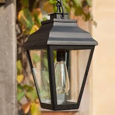 image of outdoor front porch hanging light ideas design