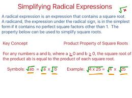 cool showme simplifying square roots with fractions in front worksheet kuta last thumb14584 square roots worksheet