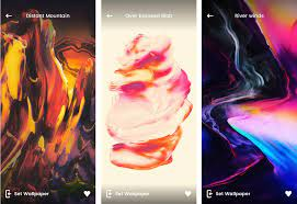 Abstruct is a new wallpaper app from ...