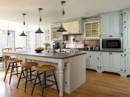 Kitchen Sinks For Granite Countertops Brown Granite Countertop Country French Kitchens Decorating Idea