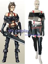 <b>Anime Final Fantasy Cosplay</b> Final Fantasy Paine Women's ...