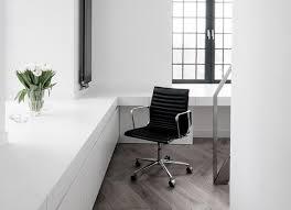 Black and white office design Glass 15 Interior Design Ideas Interior Design In Black White