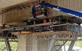 Derzeit stehen in richtung frankfurt zwei spuren und in fahrtrichtung rheingau eine spur zur bei bauarbeiten an der salzbachtalbrücke waren im winter schwere baufehler gemacht worden, so. Die Salzbachtalbrucke Wiesbaden Lebt