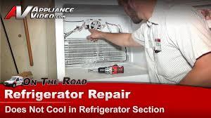 amana whirlpool maytag refrigerator repair not cooling evaporator fan motor a2rxnmfww01