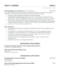 Account Manager Resume – Rekomend.me