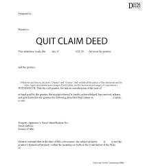 Quitclaim Deed Complete Guide And Quitclaim Forms Deeds Com