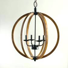 orb light fixture. Wood Ball Chandelier Chandeliers Stylish Wooden Orb Light Fixture
