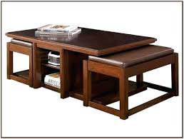 round coffee table with seats beautiful coffee table with stools underneath coffee table coffee table with