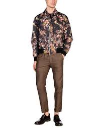 Dior Homme Size Chart Dior Homme Bomber Men Dior Homme Bombers Online On Yoox