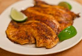 blackened tilapia once upon a chef