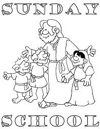 Sunday School Coloring Pages New Children Coloring Pages For Church