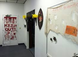 office halloween decorations. Awesome Homemade Halloween Decorations Decorating Ideas Clipgoo This Is Compulsive Writer The Door To Our Department Office
