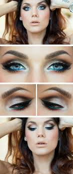 What Color Eyeliner Looks Best With Blue Green Eyes L L L L