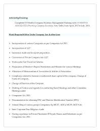 Sample Resume For Executive Secretary Executive Secretary Resume ...