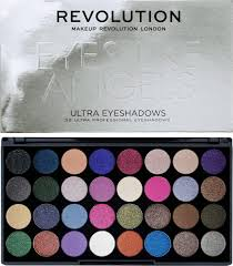 makeup revolution ultra 32 eyeshadow palette eyes like angels skroutz gr