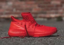 adidas shoes 2016 red. adidas dame 3 roots rip city cny release date shoes 2016 red i